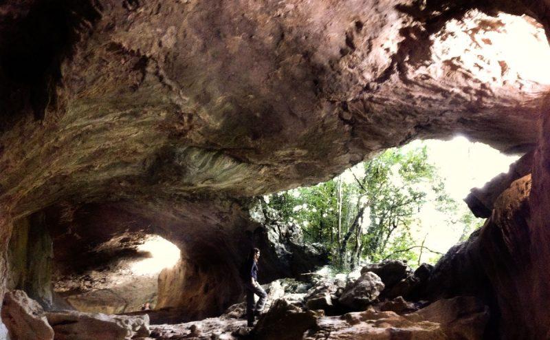 Cueva de Zugarramurdi, Navarra. Foto: Fran Pallero.
