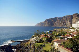 Spain:Tenerife:Los Gigantes La Arena