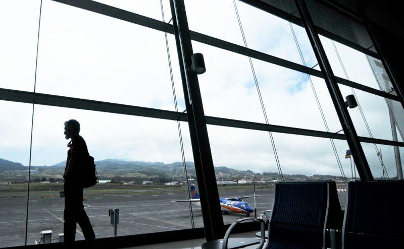 Aeropuerto, la era de la oscuridad