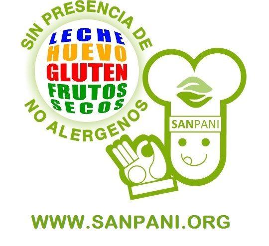 Gastronomía accesible, no alérgenos