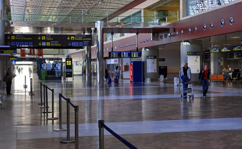 aeropuerto tenerife sur.aeropuertos.net