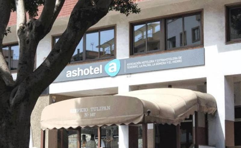 Oficina de Ashotel