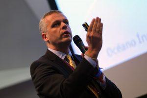 Andy Stalman en el Congreso Hotelero celebrado en Tenerife