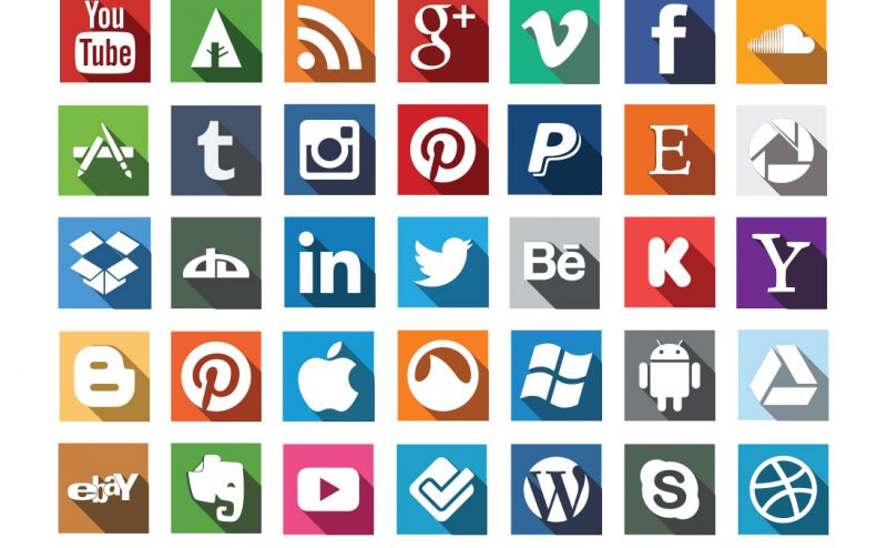 DD Social Media Icon Set 65654 Preview