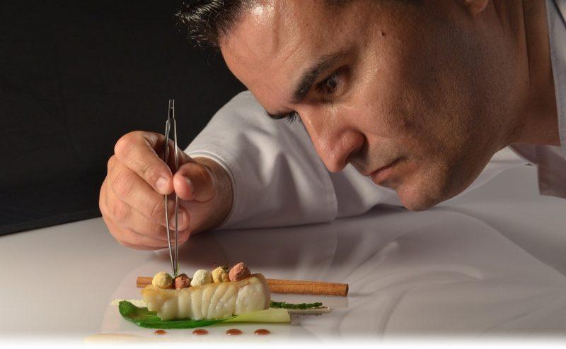 Rubén Cabrera chef