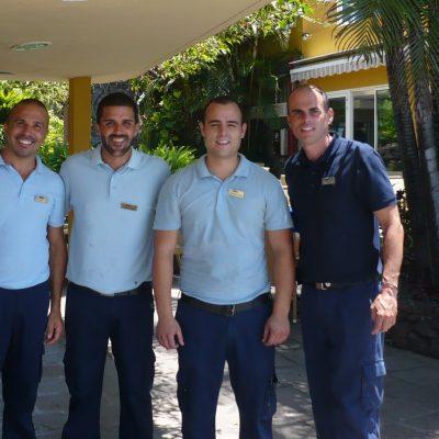Servicio técnico del Hotel Tigaiga