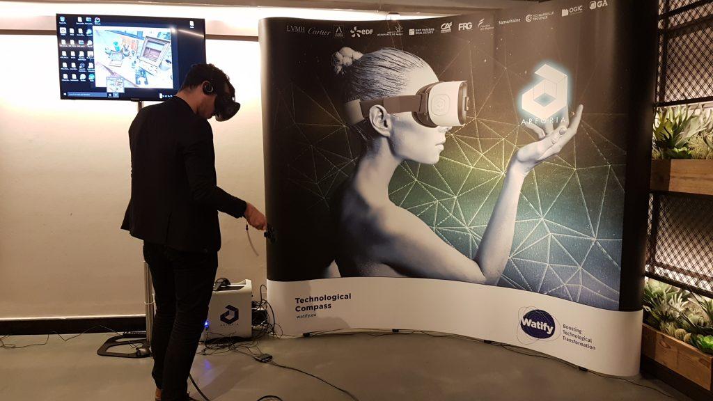 Realidad Virtual en Watify Francis Ortiz Blog de Ashotel