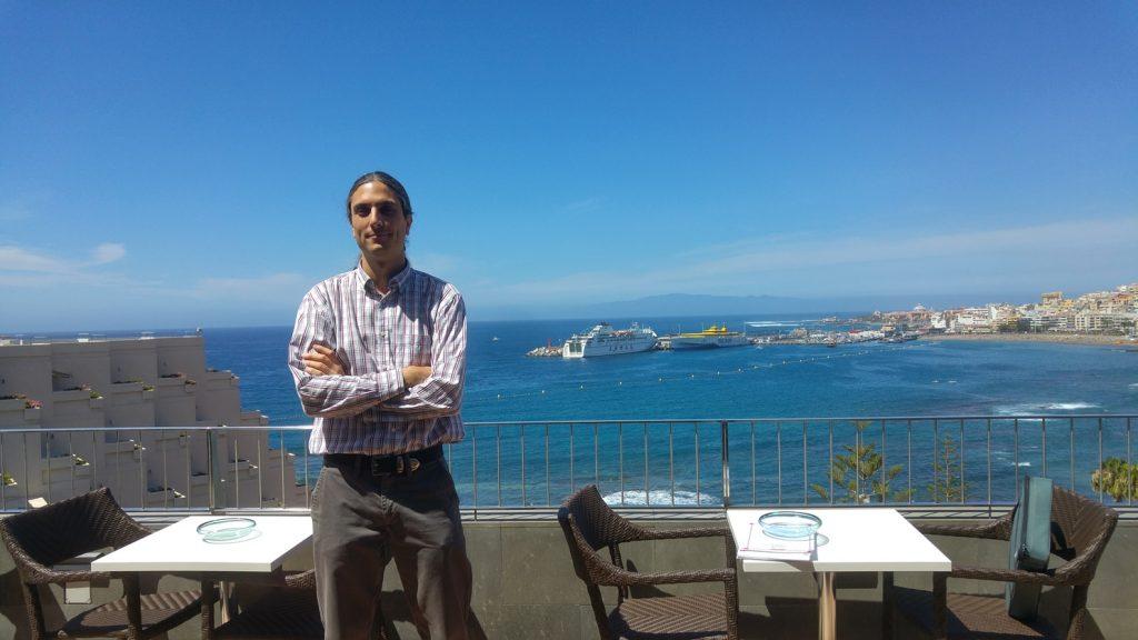 Alejandro Virgós, responsable de prevención de riesgos laborales del grupo hotelero Spring Hoteles, asociado a Ashotel