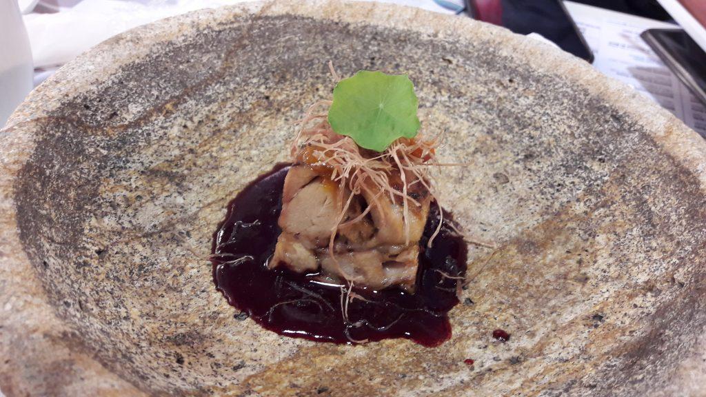 Cabrito Lanzarote en el Fórum Gastronómico de Coruña.