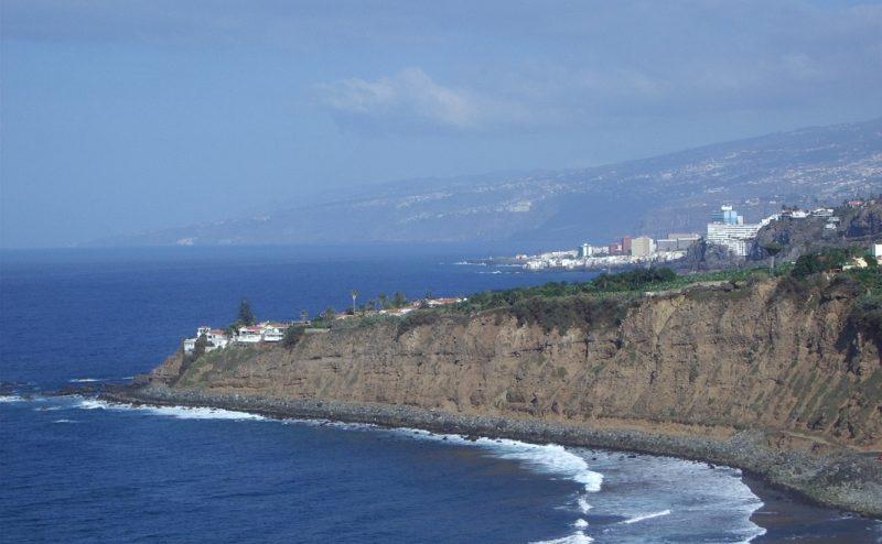 zona turística de Tenerife. Post de Momo Marrero para El blog de Ashotel.