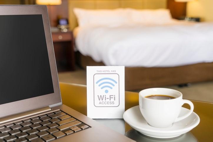 wifi del hotel