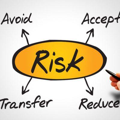 40583616 - risk management diagram, business concept