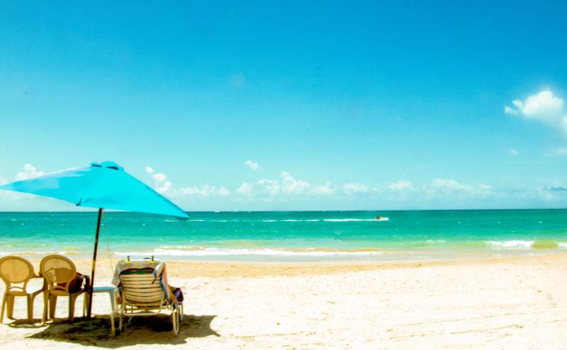 playa satisfacción cliente fotolia