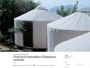 Yurtas Air Bnb Arafo