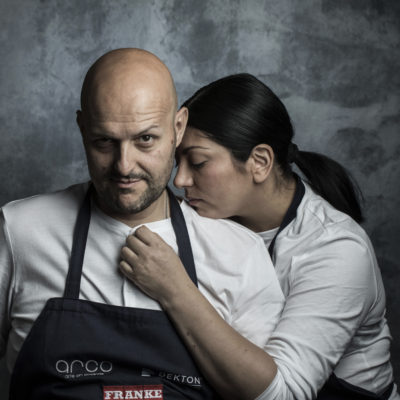 Andrea Bernardi y Fer Fuentes