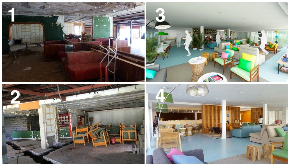 collage Route Active Hotel