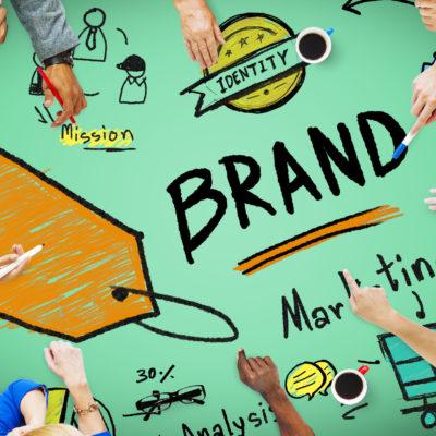 42776151 - brand branding marketing commercial name concept