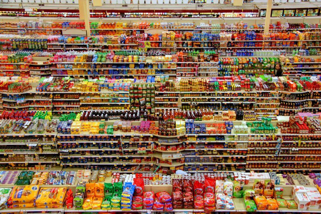 marcas en su supermercado