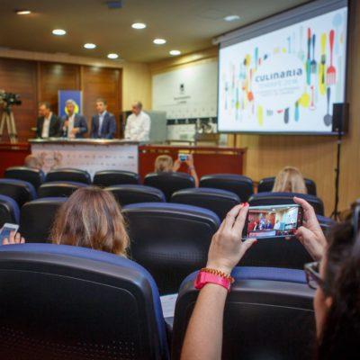 Culinaria Tenerife 2018 inauguración