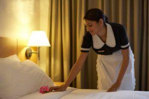 Camarera de pisos. Foto: formasformacion.com