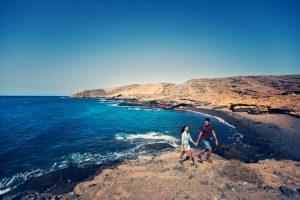 Vacaciones en agosto, Tenerife, Canarias