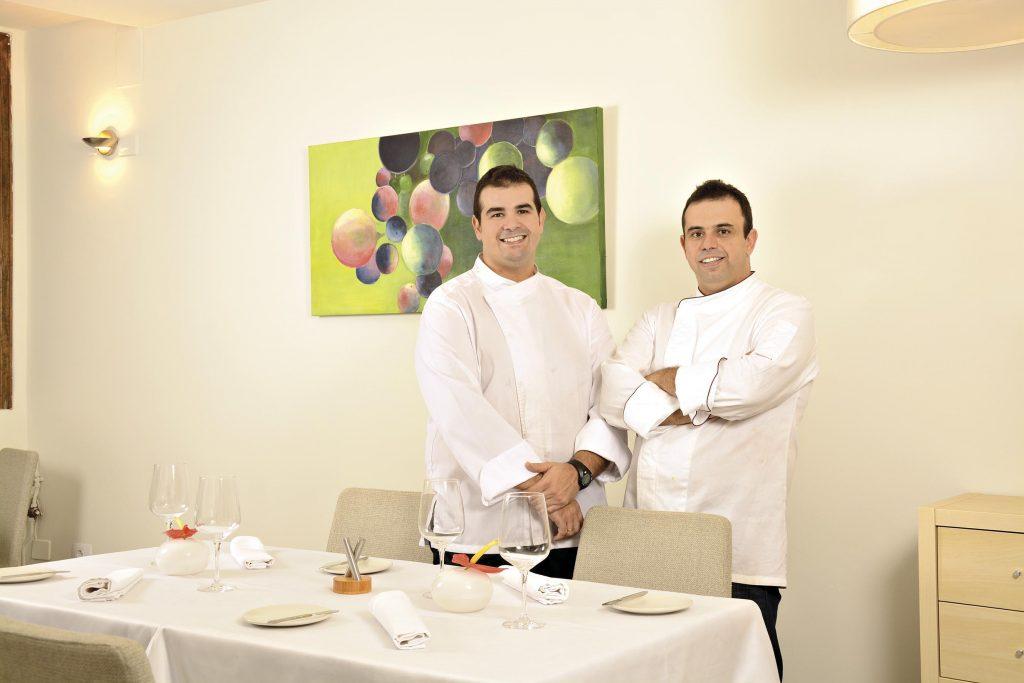 El Rincón de Juan Carlos, Juan Carlos y Jonathan Padrón, Tenerife, destino invitado a Madrid Fusión. Francisco Belín, El blog de Ashotel
