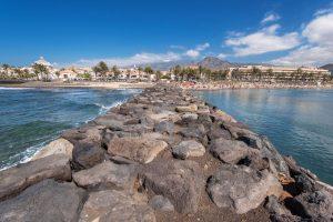 Playa de Las Américas, Tenerife, Islas Canarias, Jorge Marichal, presidente de Ashotel