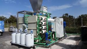 Brinergy Tech, Raúl Falcón, proyecto de tratamiento de aguas. Sostenibilidad. Momo Marrero. El blog de Ashotel