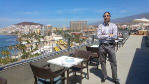 Alejandro Virgós, responsable de prevención de riesgos laborales del grupo hotelero Spring Hoteles . establecimiento turístico asociados a Ashotel