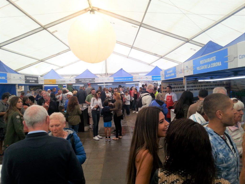Festival Enogastronómico de Lanzarote.